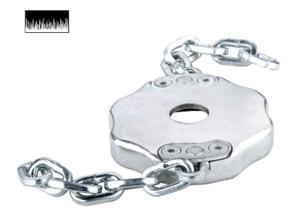 Chain trimmer head