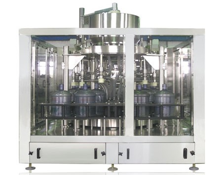 QGF series barrel water filling machine