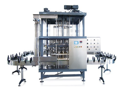 NCY series high-speed viscous filling machine