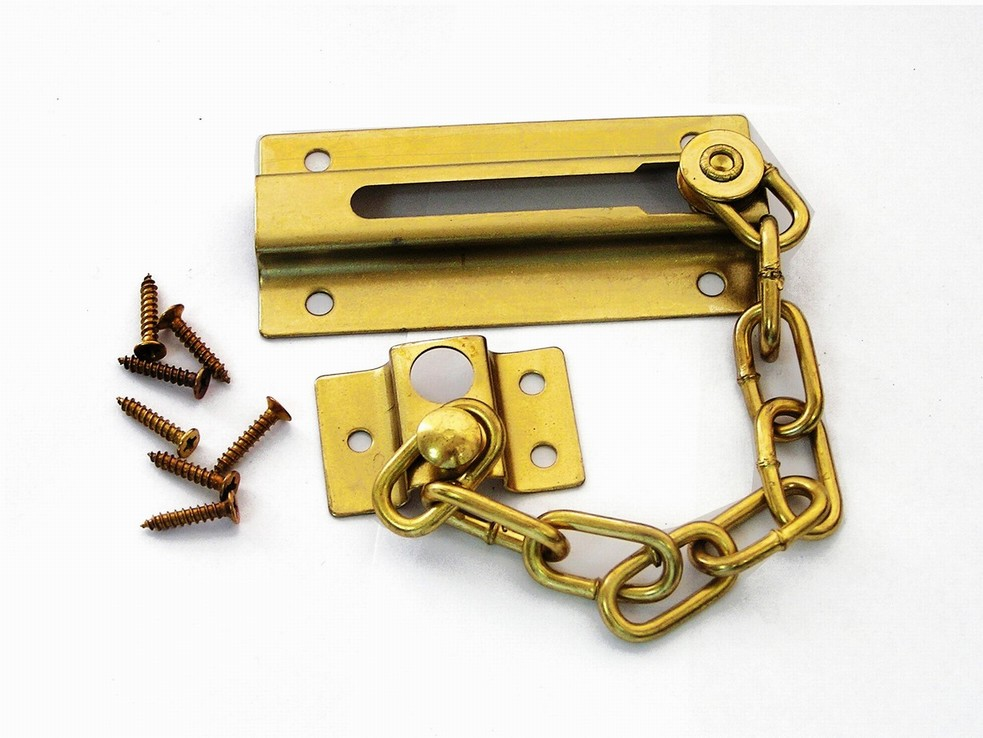 Chain door guard