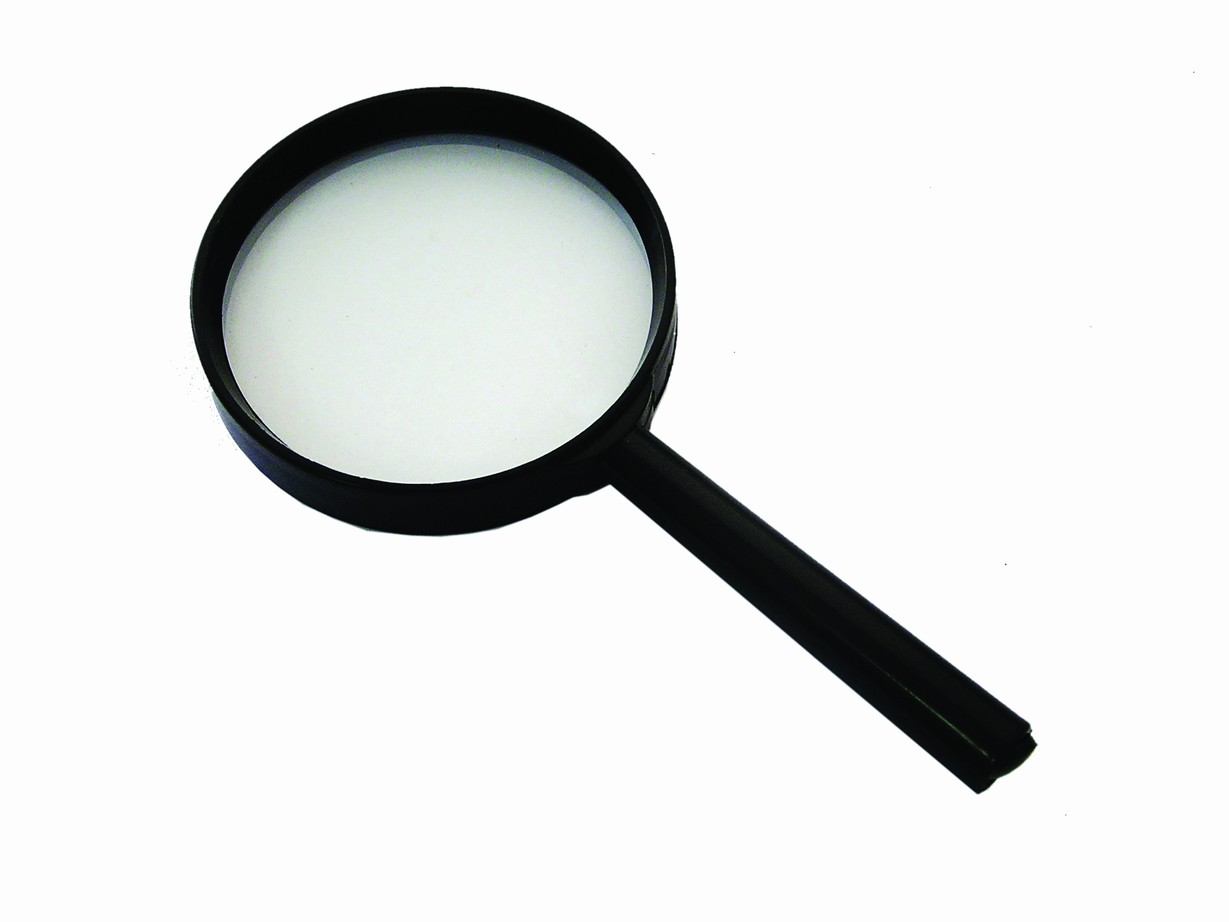 "3"" MAGNIFY GLASS"