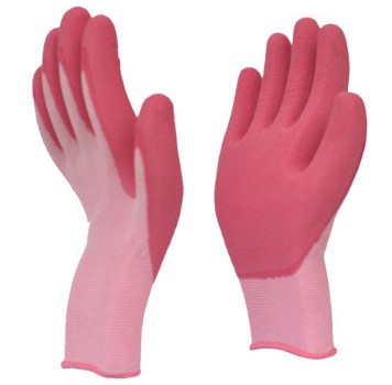 Safety gloves(loam latex)