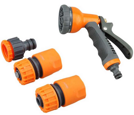 8 pattern Hose Nozzle kit