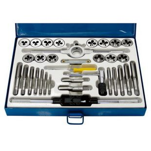33pcs Combination Tap and Die Set