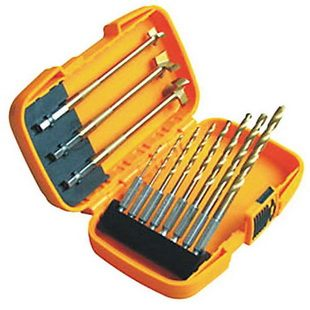 11 PCS COMBINATION DRILLL SET