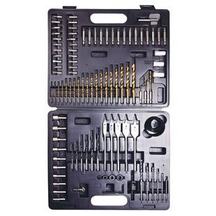 101 PCS DRILL AND BITS SET