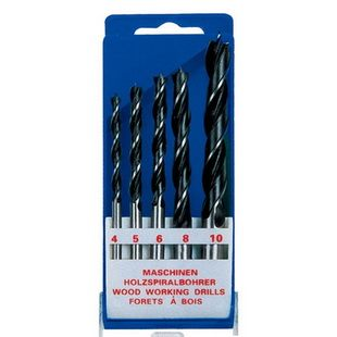 5 PCS WOOD WORKING DRILL SET