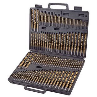 115 PCS TWIST DRILL SET