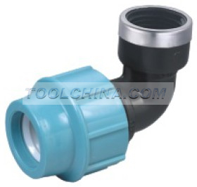 90° ferrule elbow