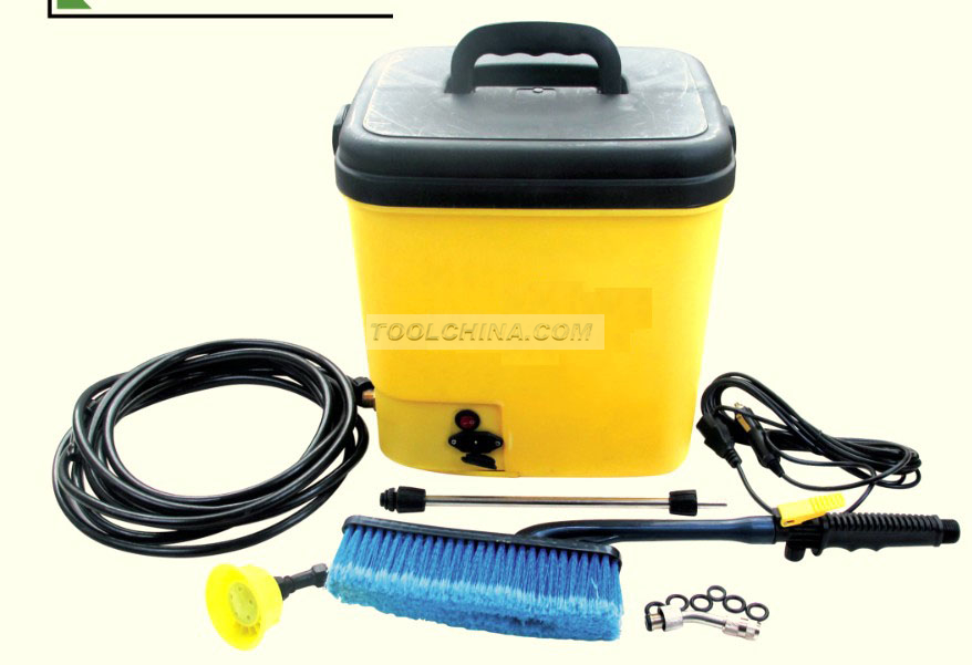 electrical car washer