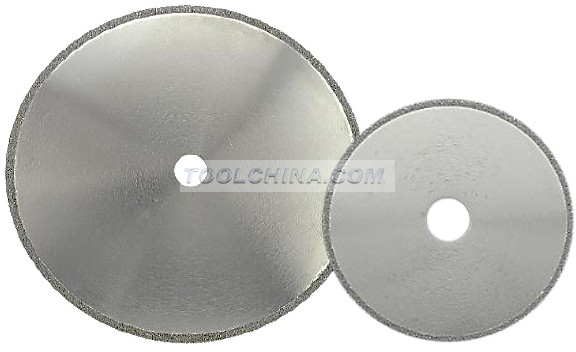 Electroplated Diamond Blade cutting blade